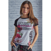 Женская футболка labellamafia mbl14972