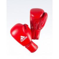 Перчатки боксерские adidas aiba синий