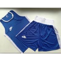 Боксерская форма nike boxing blue