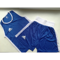 Боксерская форма adidas boxing blue