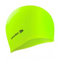 Силиконовая шапочка для плавания longsail grey