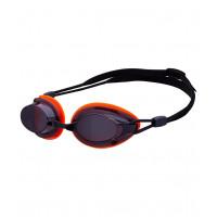 Очки для плавания longsail spirit black orange