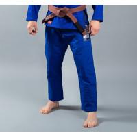 Штаны для gi bjj tatami - blue