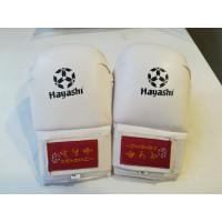 Перчатки hayashi karate tsuki white