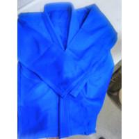 Кимоно для бжж blue (только куртка)