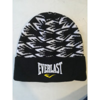 Шапка everlast black white