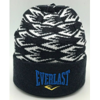 Шапка everlast black blue