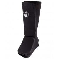 Защита ног rusco детская черная