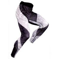 Спортивные штаны amazonia black white