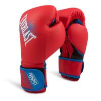 Детские боксерские перчатки everlast prospect красные