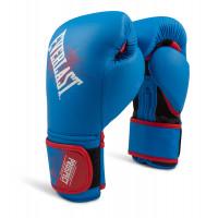 Детские боксерские перчатки everlast prospect синий