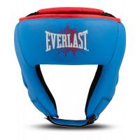 Шлем боксерский детский everlast prospect blue