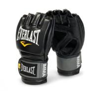 Перчатки мма everlast pro style grappling black