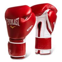 Боксерские перчатки mx training на липучке