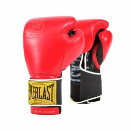 Перчатки боксерские everlast 1910 classic red