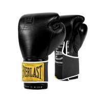 Перчатки боксерские everlast 1910 classic black
