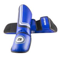 Защита голени и стопы atemi цвет синий ltb-16601