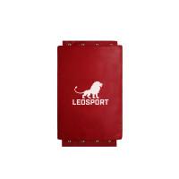 Подушка настенная Leosport красная толщина 16