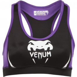 VENUM BODY FIT TOP - BLACK/PURPLE