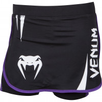 VENUM BODY FIT TRAINING SKIRT - BLACK/PURPLE