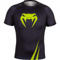 Рашгард VENUM CHALLENGER RASH GUARD - SHORT SLEEVES