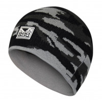 Шапка Bad Boy Beanie - Camo Grey