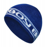 Bad Boy Bobble Beanie - BlackRed