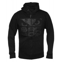 Толстовка bad boy carbon zip hoodie