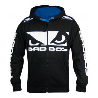 Толстовка Bad Boy Walk In 2.0 Hoodie - BlackBlue