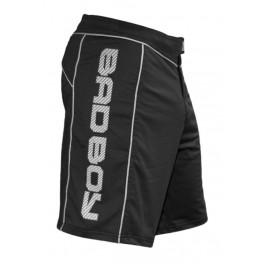 Bad Boy Fuzion Shorts - BlackGrey