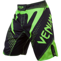 Шорты VENUM HURRICANE FIGHT SHORTS GREEN
