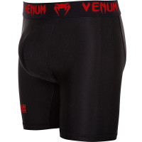 Venum Contender Compression Shorts - Black Red