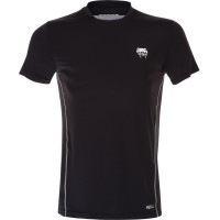 Venum Contender Dry Tech T-Shirt Black / White T-Shirt