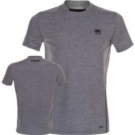 VENUM CONTENDER DRY TECH T-SHIRT - HEATHER GREY
