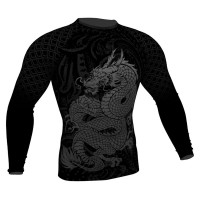 Рашгард Kayten DRAGON BLACK