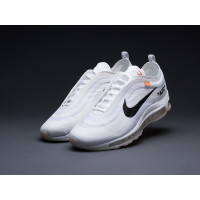 Кроссовки Nike Air Max 97 x Off-White