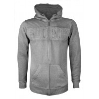 Толстовка Bad Boy Branded Hoodie - Grey