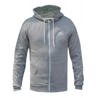 Толстовка Bad Boy Hoodie - Light Grey