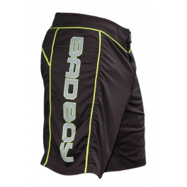 Шорты Bad Boy Fuzion Shorts – Black/Yellow