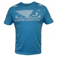Футболка Bad Boy Walk In 3 Tee Heather Blue
