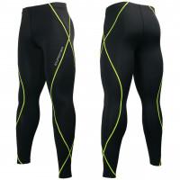 Штаны компрессионные btoperform black green