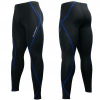Штаны компрессионные btoperform black blue