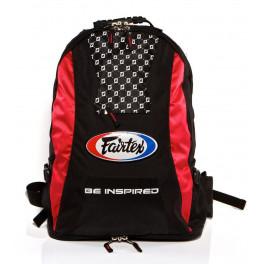 Рюкзак Fairtex Bag 4 red