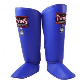 Защита голени Twins SGL-2 blue