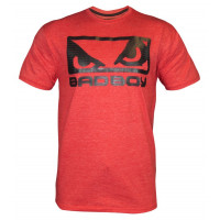 Футболка Bad Boy Bad Boy Invictus Tee - Red
