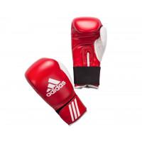 Перчатки боксерские Adidas Response красно-белые adiBT01