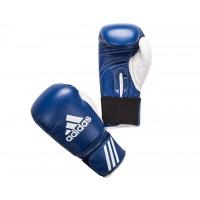Перчатки боксерские Adidas Response adiBT01- white/blue