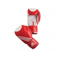 Перчатки для бокса и кикбоксинга Adidas Ultima Target WACO adiBT021 - red/white