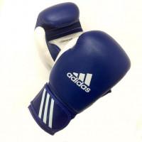 Перчатки боксерские Adidas Performer adiBC01 - blue/white