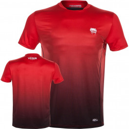 Футболка Venum Contender Dry Tech Black / Yellow T-Shirt